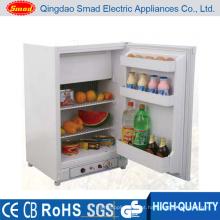 Armário comercial pequeno portátil do minibarra de absorção do refrigerador do hotel