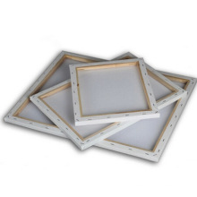 Stationery Canvas with Wooden Frame
