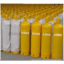 C2h2 Acetylene Gas in 40L Gas Bottles