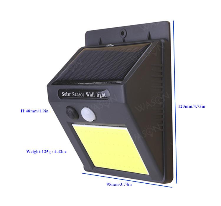 Solar Senor Light