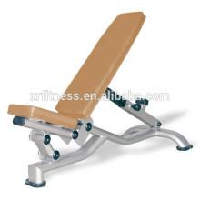 Banco ajustable de la venta caliente / nombres de las máquinas de los ejercicios