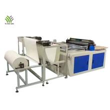Insulation paper roll to sheet cutting machine