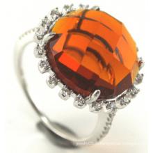 Кольцо ювелирных изделий стерлингового серебра самой новой моды 925 2015 (R10330)