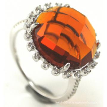 2015 más nuevo anillo de la joyería de la plata esterlina de la manera 925 (R10330)