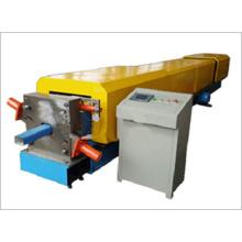 Rollo de tubo de bajada de acero galvanizado que forma la máquina