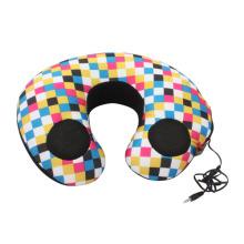 U shape music neck pillow