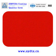 Powder Coating Paint of Matt Red