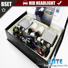 12V / 24V 35W / 55W ESCONDERAM bulbos do farol do KIT AC / DC