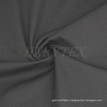 Twilled Stain Fabric with 4-Way Spandex for Casual Outerwear