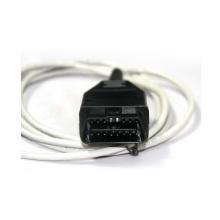 ENET Obdii Cable RJ45 para la serie F de BMW Esys codificación conector del Cable de red E