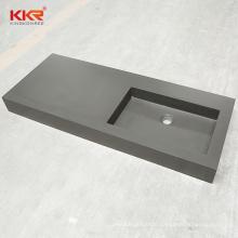 KKR Luxury Acrylic Solid Surface Bathroom Stone Hand Wash Sink
