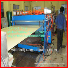 complete turn key project pc pp hollow sheet extrusion line