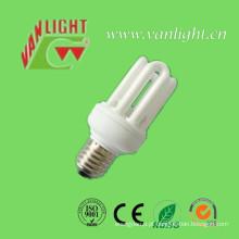 4U CFL lâmpada, luz de poupança de energia