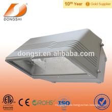 Luz de paquete de pared LED de alta potencia de 60 vatios montado en la pared