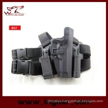 M92 Blackhawk Military Drop Leg Gun Holster Tactical Pistol Holster
