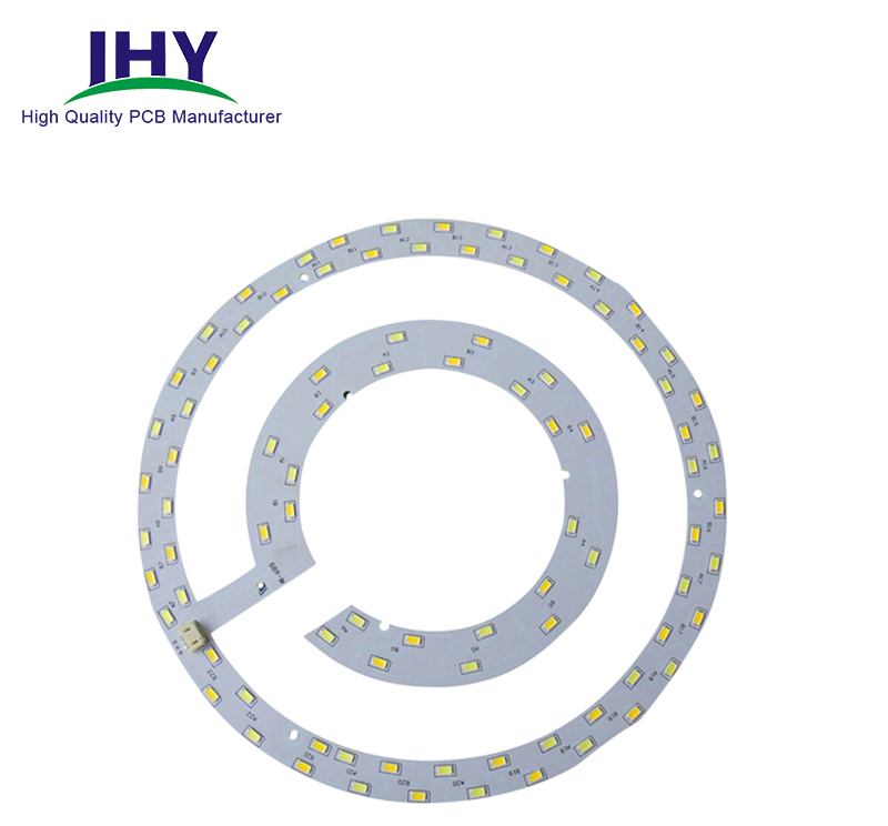 High Tg PCB Tg170 Fr4 High-Speed Power LED PCB Board Manufacturer