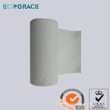 Convoyeur en polyester résistant à la chaleur de la résine de ciment