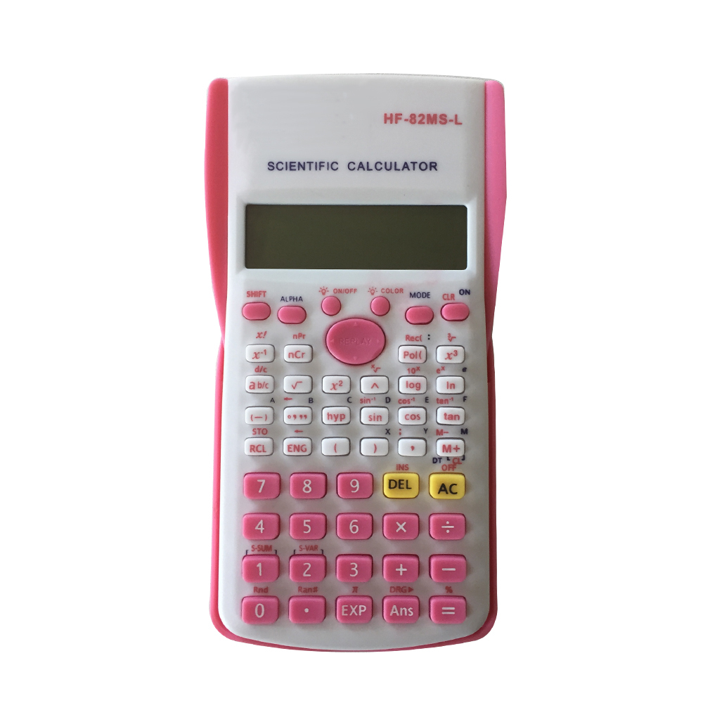10 Digits Led Scientific Calculator with Cover
