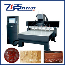 Multi Head CNC Woodworking Machine Price for Furniture Making