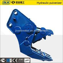 Hydraulische Betonbrecher / Pulverisierer des Abbruchwerkzeugbaggers