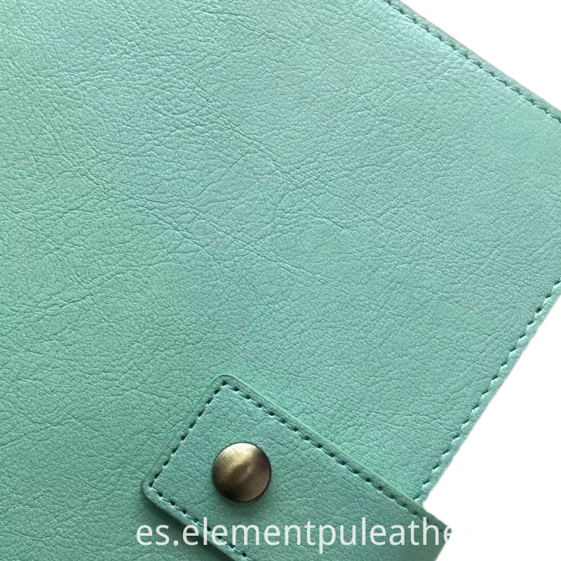Litchi Grain Synthetic Leather