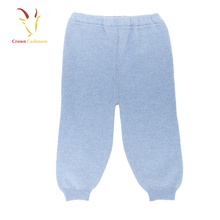 Bright Color Baby Knitted Cashmere Trousers Pants