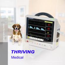 Moniteur patient vétérinaire multi-paramètres portable