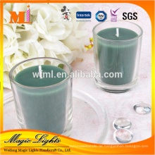 Parfüm-Kunst-Kerze im Glas