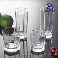 Eight-Square Glass Cup (GB01076512)