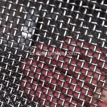 Layar Wire Mesh Crimped Woven