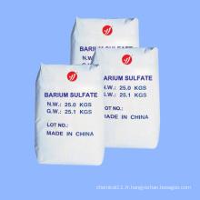 Sulfate de baryum précipité de qualité industrielle