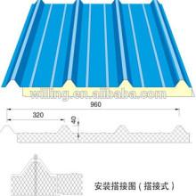 steel coil sandwich panel