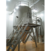 centrifugal spray power drying machine of herbicide