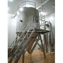 máquina de secagem centrífuga do poder de pulverizador do herbicida