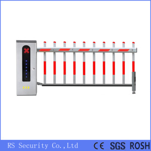 Parkering Gate Fence Boom Barrier Control System