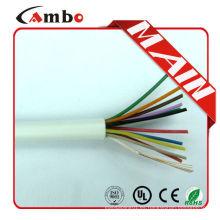 UL / CE / ROHS Certificado multi pares encallados cca / ccs / bc / ofc cable de seguridad 4 cables