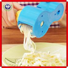 Cortador de dupla-cabeça vegetal cortador Benliner apontador de faca