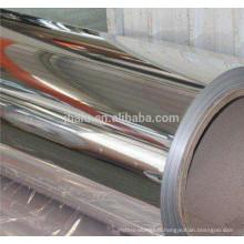 Silver Laminated Aluminum Foil/Adhesive Pet Aluminium Foil For Packaging Bags