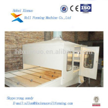 stone coated zinc steel roofing tile profile making machinery xinnuo roll forming machine