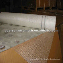 Heat Insulation Materials Fiber Glass Mesh 5*5MM