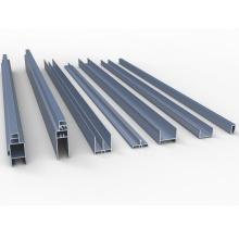 6063 Perfil de la construcción de la ventana de aluminio de la sección T5 de aluminio