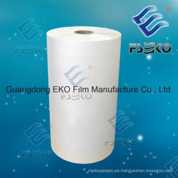 Caja de embalaje de medicina Película de laminación térmica de BOPP