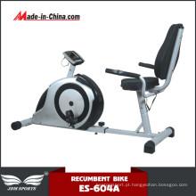 Venda quente Fitness Machine Marcy Recumbent Bike Comentários