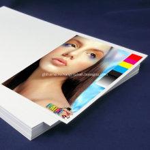 RC фотобумага для принтера Epson Dry lab Глянцевая атласная бумага