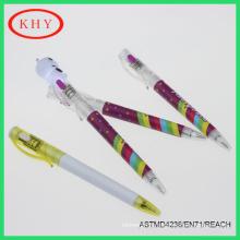 Advertising High Quality LED Ball Pen