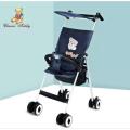 Leichter Kinderwagen mit zusammenklappbarem Kinderwagen