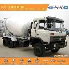 DONGFENG brand concrete truck euro4 8m3