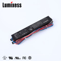 Professional LED Ballast 40w 110mA led tube driver for T8 linear lamp