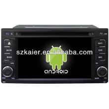 lecteur dvd de voiture pour le système Android Subaru Forester / Impreza