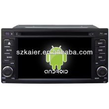 Android System car dvd player for Subaru Forester/Impreza with GPS,Bluetooth,3G,ipod,Games,Dual Zone,Steering Wheel Control